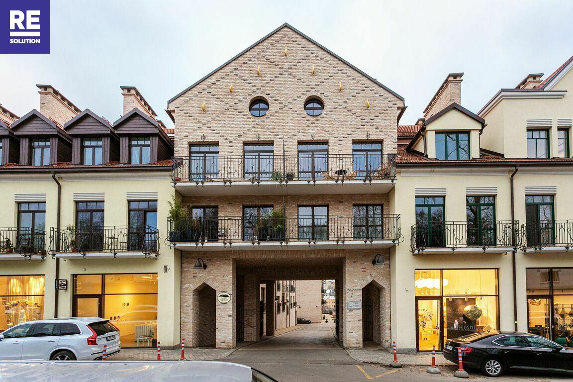 Parduodamas butas Polocko g., Užupyje, Vilniuje, 77.48 kv.m ploto, 3 kambariai nuotrauka nr. 29