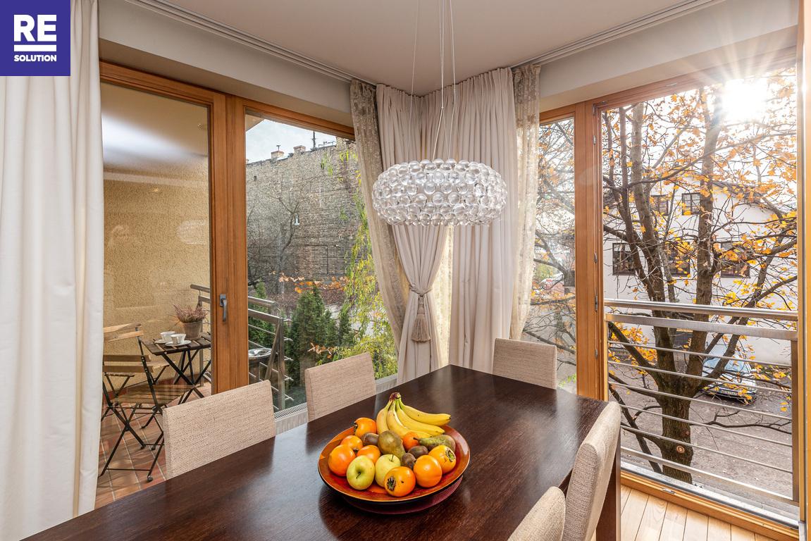 Parduodamas butas Krivių g., Užupyje, Vilniuje, 90 kv.m ploto, 3 kambariai