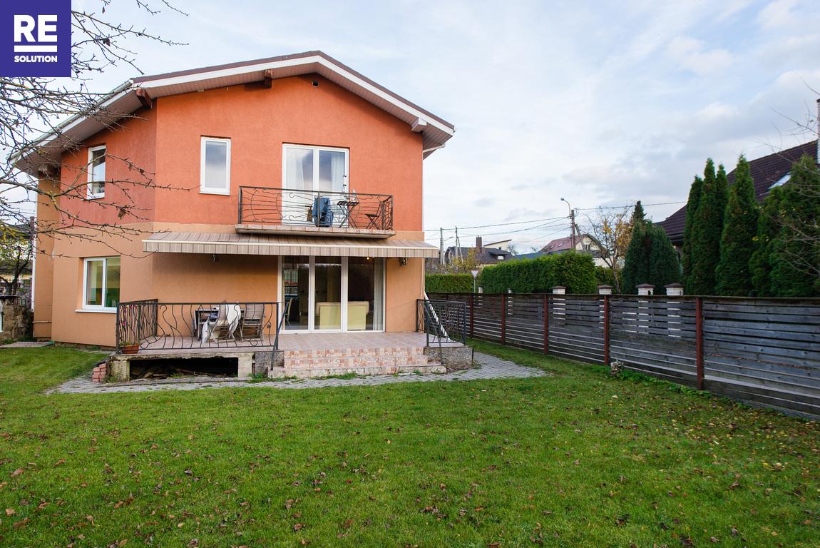 Parduodamas namas Antakalnyje,  Šatrijos Raganos g., Vilniuje nuotrauka nr. 17
