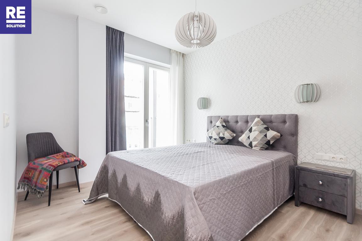 Parduodamas butas Aguonų g., Senamiestyje, Vilniuje, 48.36 kv.m ploto, 2 kambariai