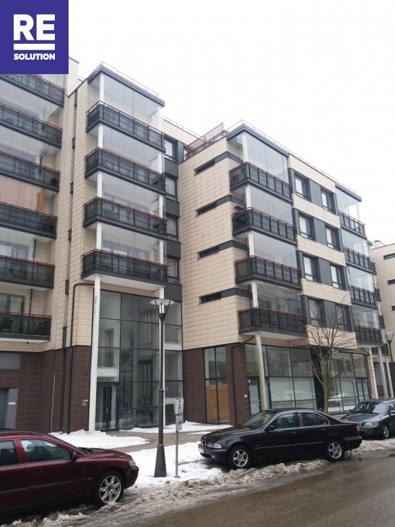 Parduodamas butas Birutės g. 22A, Centras, Klaipėdos m., Klaipėdos m. sav., 85 m2 ploto, 4 kambariai