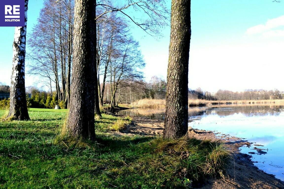 Parduodamas 15.08 a namų valdos sklypas prie Salotės ežero, Vilniaus r. sav., Raišių k., Raišių g. 2c