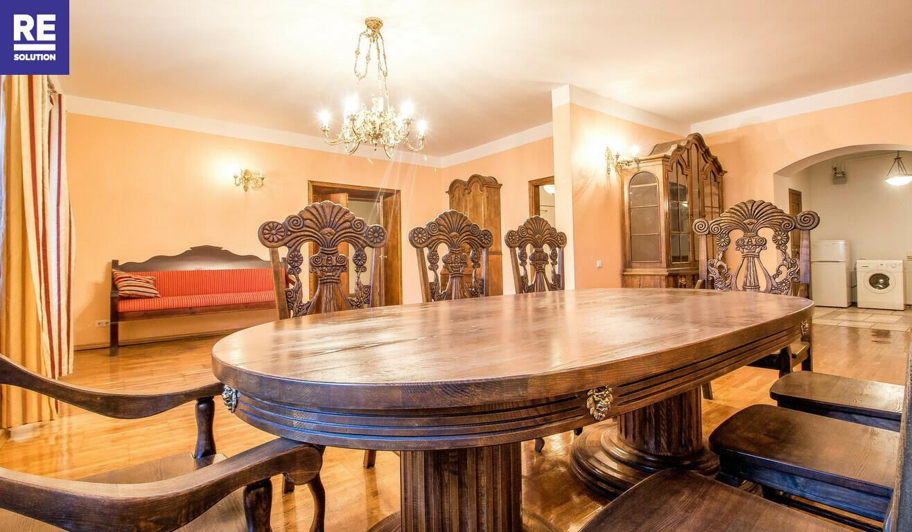 Parduodamas butas Pilies g., Senamiestyje, Vilniuje, 244.96 kv.m ploto, 3 kambariai nuotrauka nr. 7