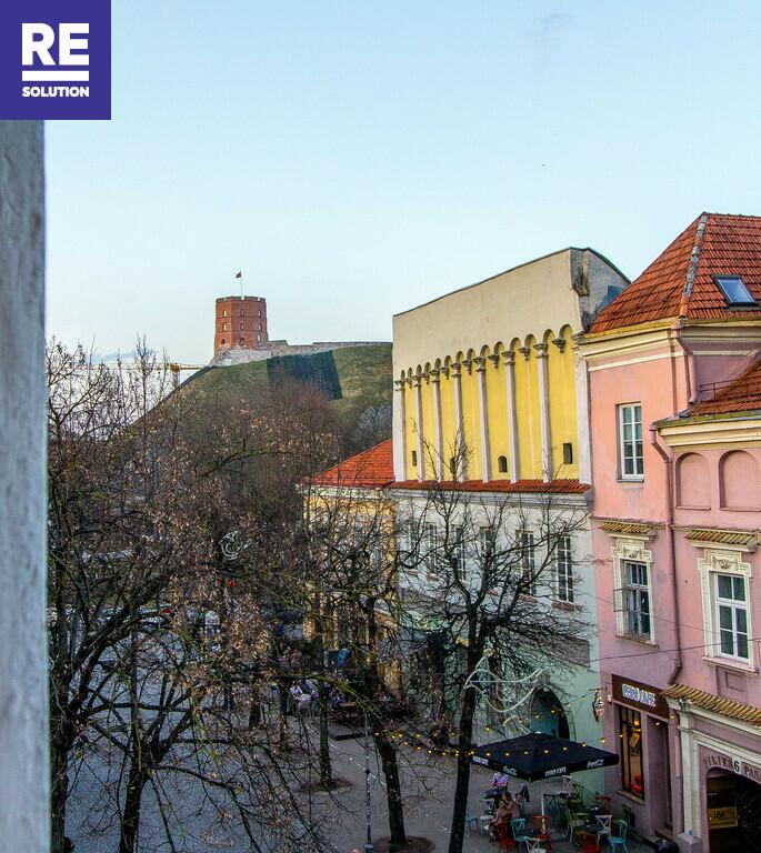 Parduodamas butas Pilies g., Senamiestyje, Vilniuje, 244.96 kv.m ploto, 3 kambariai nuotrauka nr. 5