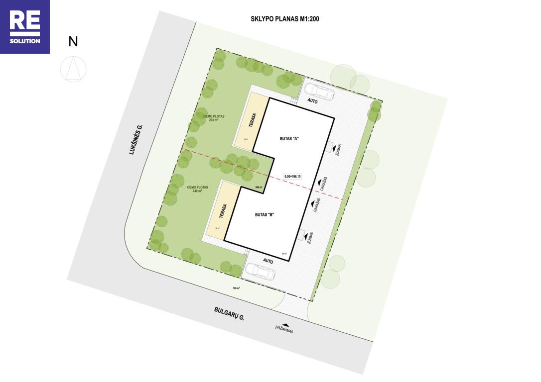 Parduodamas namas Lukšinės g., Kalnėnuose, Vilniuje, 150 kv.m ploto, 2 aukštai nuotrauka nr. 12