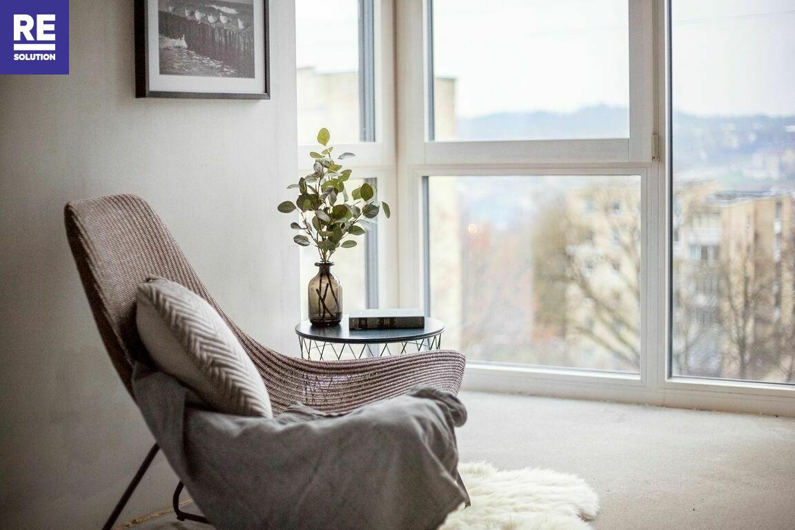 Parduodamas butas Peteliškių g., Užupis, Vilniaus m., Vilniaus m. sav., 61.73 m2 ploto, 3 kambariai nuotrauka nr. 4