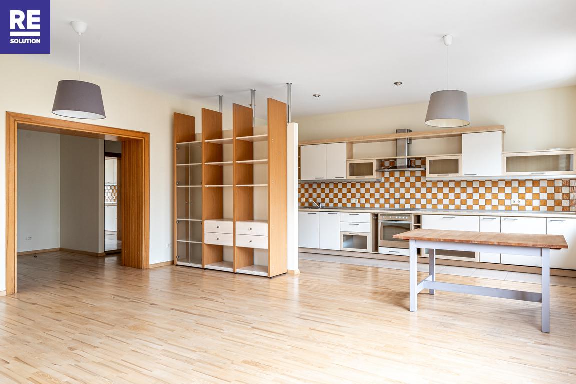 Parduodamas butas Mindaugo g., Senamiestyje, Vilniuje, 110.22 kv.m ploto, 3 kambariai nuotrauka nr. 9