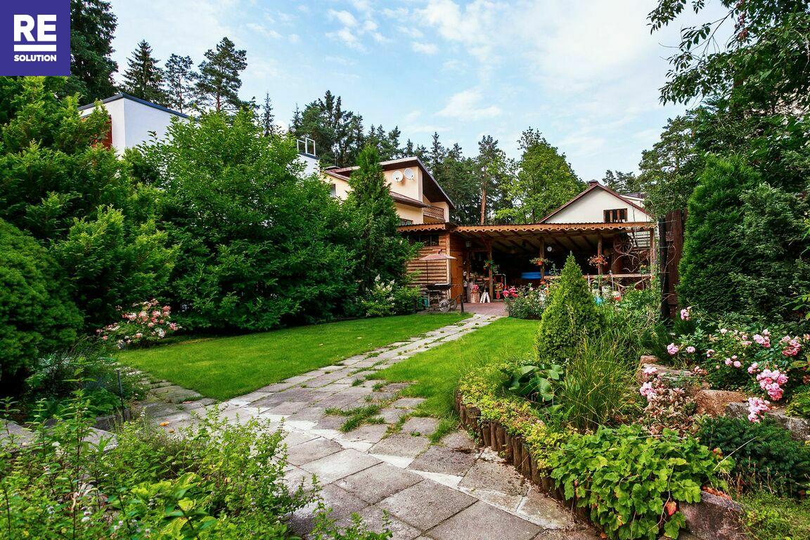 Parduodamas namas Nugalėtojų g., Valakampiuose, Vilniuje, 247.2 kv.m ploto, 2 aukštai nuotrauka nr. 5