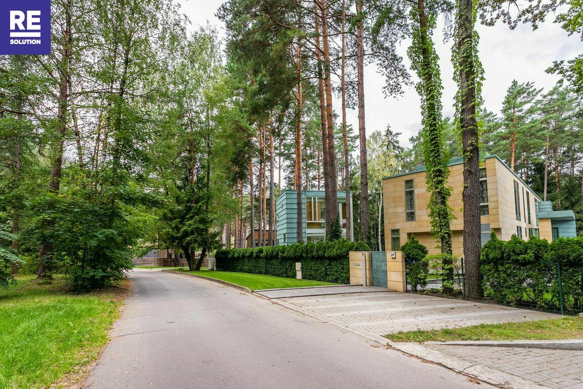 Parduodamas namas Nugalėtojų g., Valakampiuose, Vilniuje, 247.2 kv.m ploto, 2 aukštai nuotrauka nr. 7