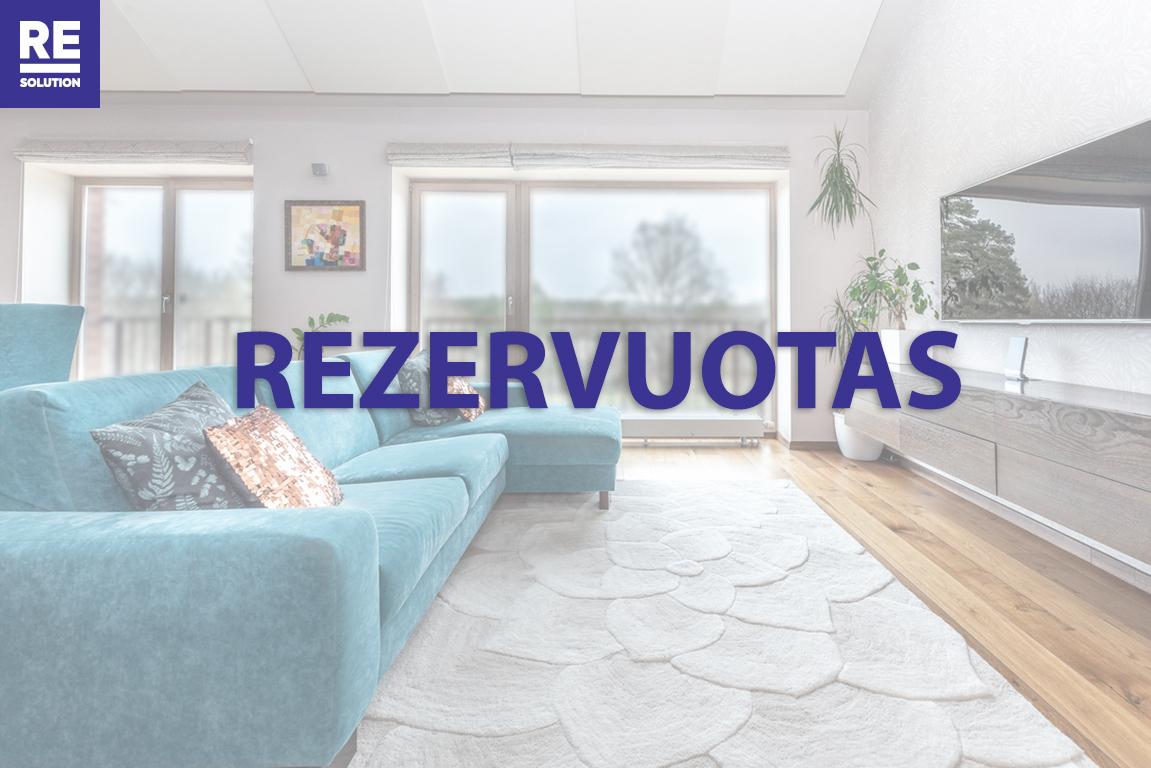 Parduodamas butas Verkių g., Verkiai, Vilniaus m., Vilniaus m. sav., 97 m2 ploto, 4 kambariai