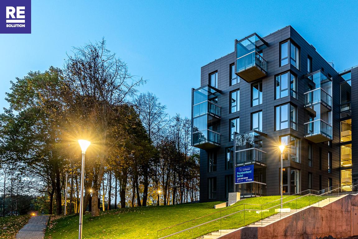 Parduodamas butas Peteliškių g., Antakalnis, Vilniaus m., Vilniaus m. sav., 66.25 m2 ploto, 3 kambariai nuotrauka nr. 22