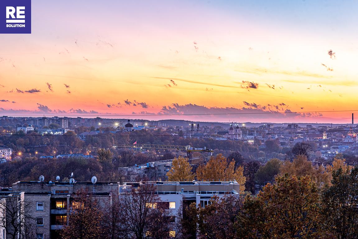 Parduodamas butas Peteliškių g., Antakalnis, Vilniaus m., Vilniaus m. sav., 66.25 m2 ploto, 3 kambariai nuotrauka nr. 17