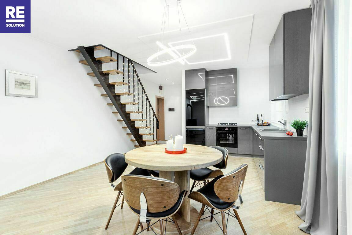 Parduodamas butas Šilo g., Antakalnyje, Vilniuje, 93.05 kv.m ploto, 4 kambariai nuotrauka nr. 22
