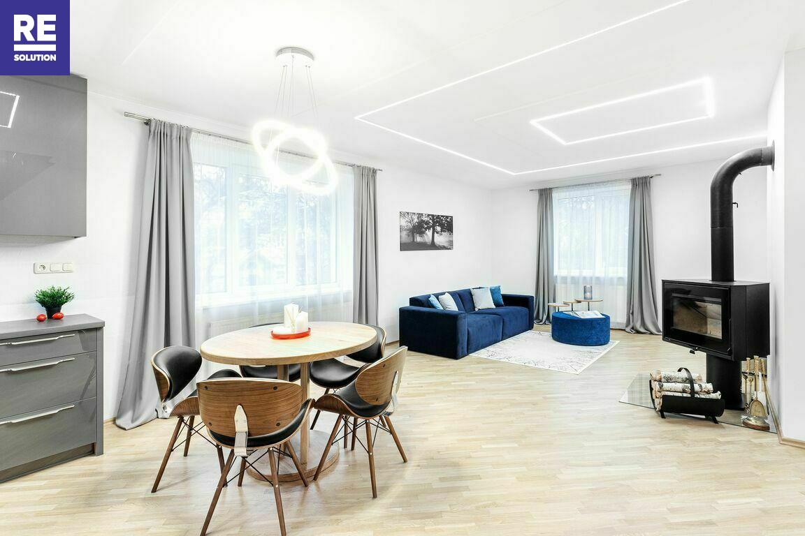 Parduodamas butas Šilo g., Antakalnyje, Vilniuje, 93.05 kv.m ploto, 4 kambariai nuotrauka nr. 2