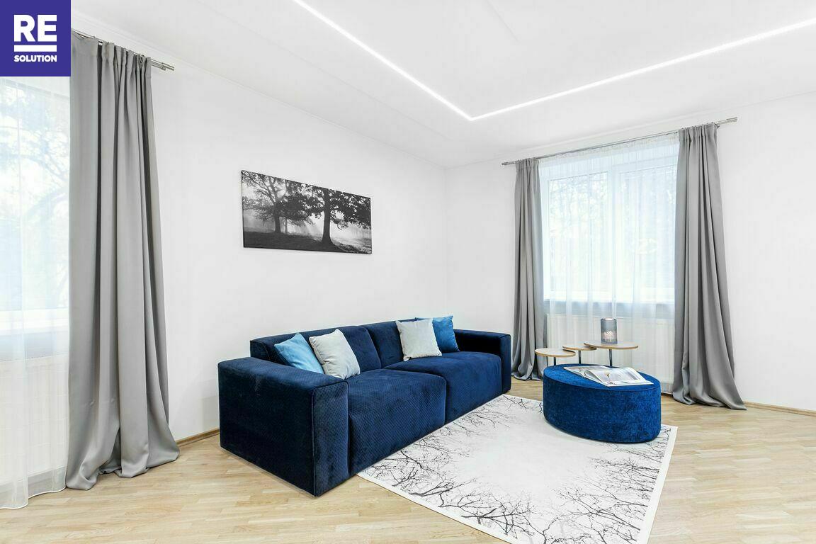 Parduodamas butas Šilo g., Antakalnyje, Vilniuje, 93.05 kv.m ploto, 4 kambariai nuotrauka nr. 3