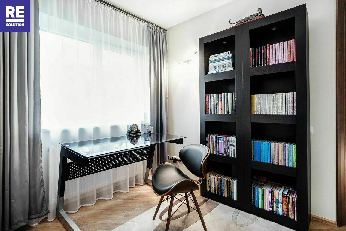 Parduodamas butas Šilo g., Antakalnyje, Vilniuje, 93.05 kv.m ploto, 4 kambariai nuotrauka nr. 8