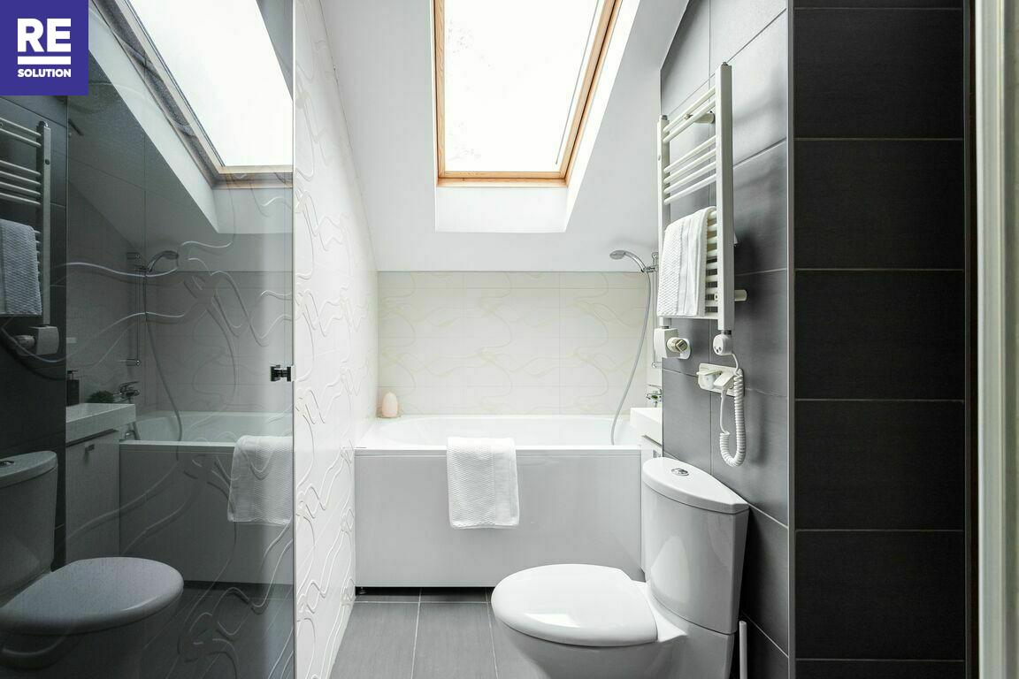 Parduodamas butas Šilo g., Antakalnyje, Vilniuje, 93.05 kv.m ploto, 4 kambariai nuotrauka nr. 13