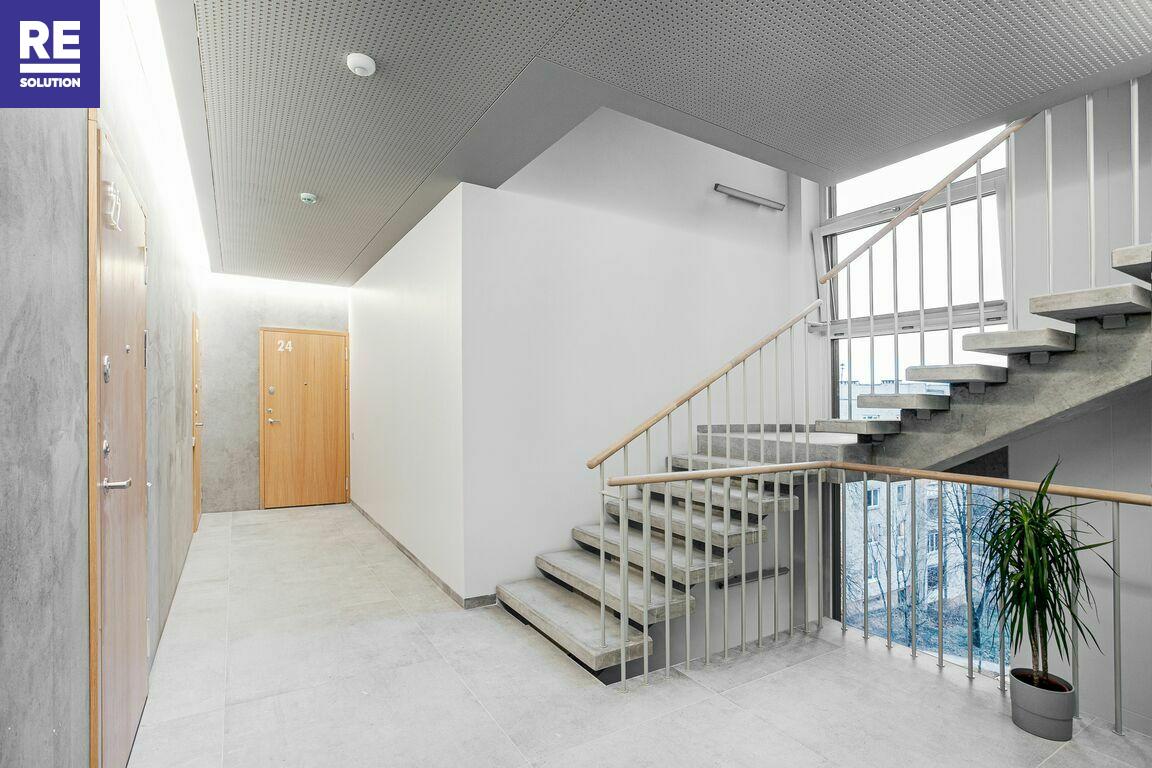 Parduodamas butas Peteliškių g., Užupis, Vilniaus m., Vilniaus m. sav., 61.73 m2 ploto, 3 kambariai nuotrauka nr. 17