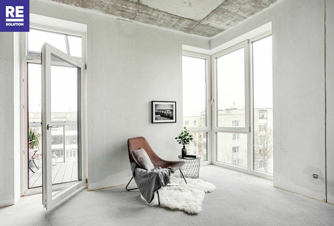 Parduodamas butas Peteliškių g., Filaretai, Vilniaus m., Vilniaus m. sav., 37.77 m2 ploto, 2 kambariai nuotrauka nr. 6