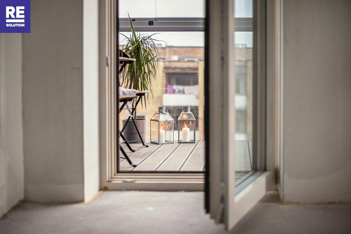 Parduodamas butas Peteliškių g., Filaretai, Vilniaus m., Vilniaus m. sav., 37.77 m2 ploto, 2 kambariai nuotrauka nr. 9