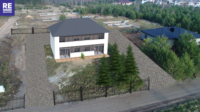 Parduodamas namas Eglių g., Viktariškių k., 153.78 kv.m ploto