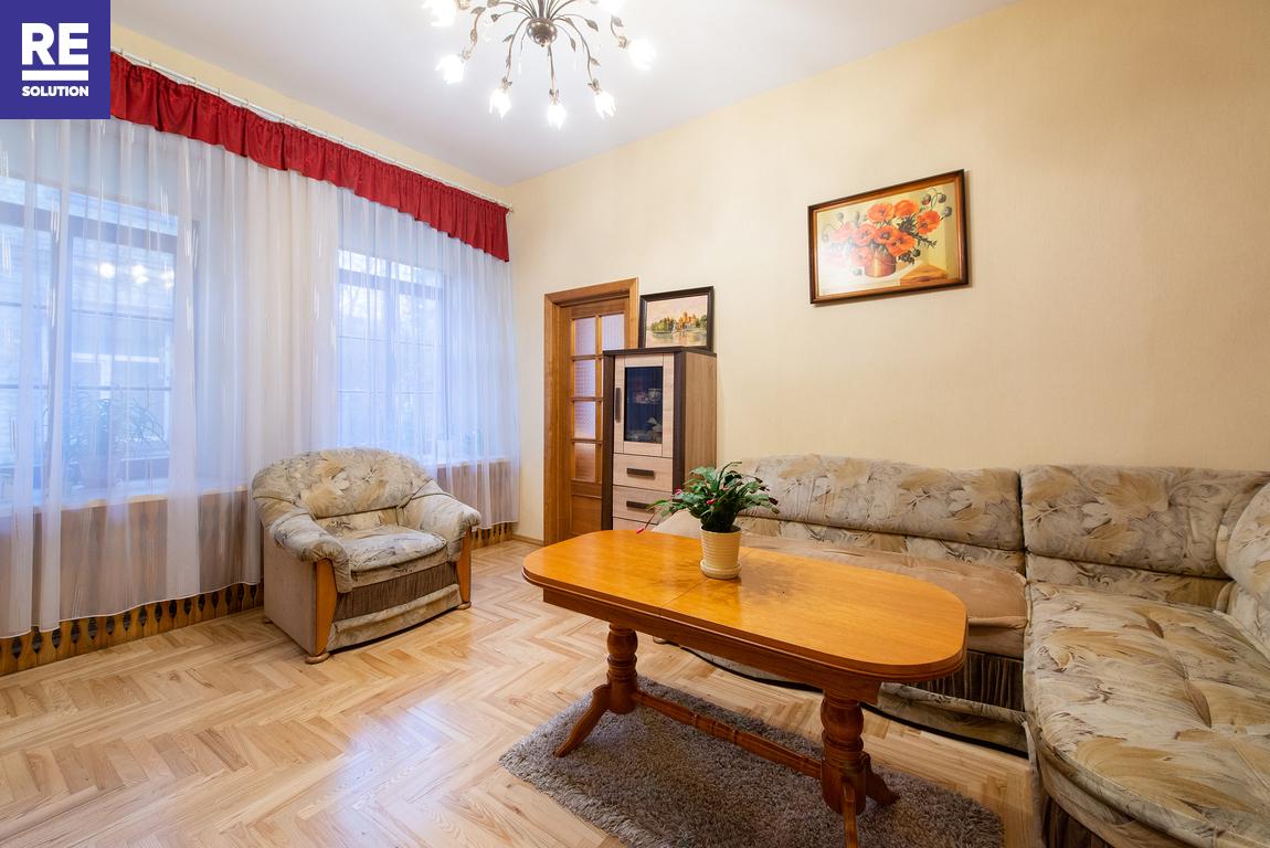 Parduodamas 4 kambarių butas tribučiame name Šeimyniškių g. nuotrauka nr. 4