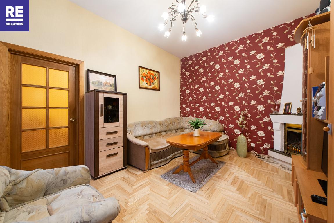 Parduodamas 4 kambarių butas tribučiame name Šeimyniškių g. nuotrauka nr. 5