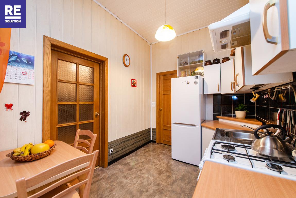 Parduodamas 4 kambarių butas tribučiame name Šeimyniškių g. nuotrauka nr. 8