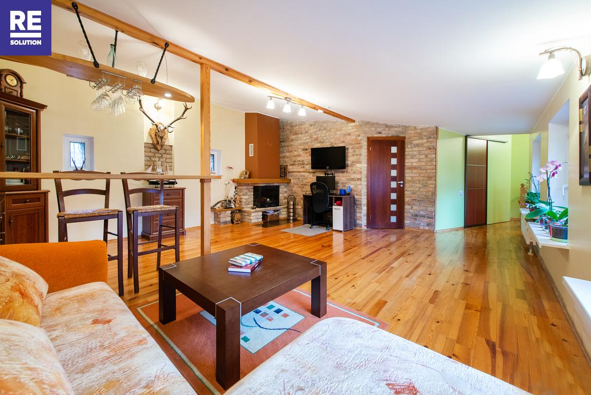 Parduodamas 4 kambarių butas tribučiame name Šeimyniškių g. nuotrauka nr. 9
