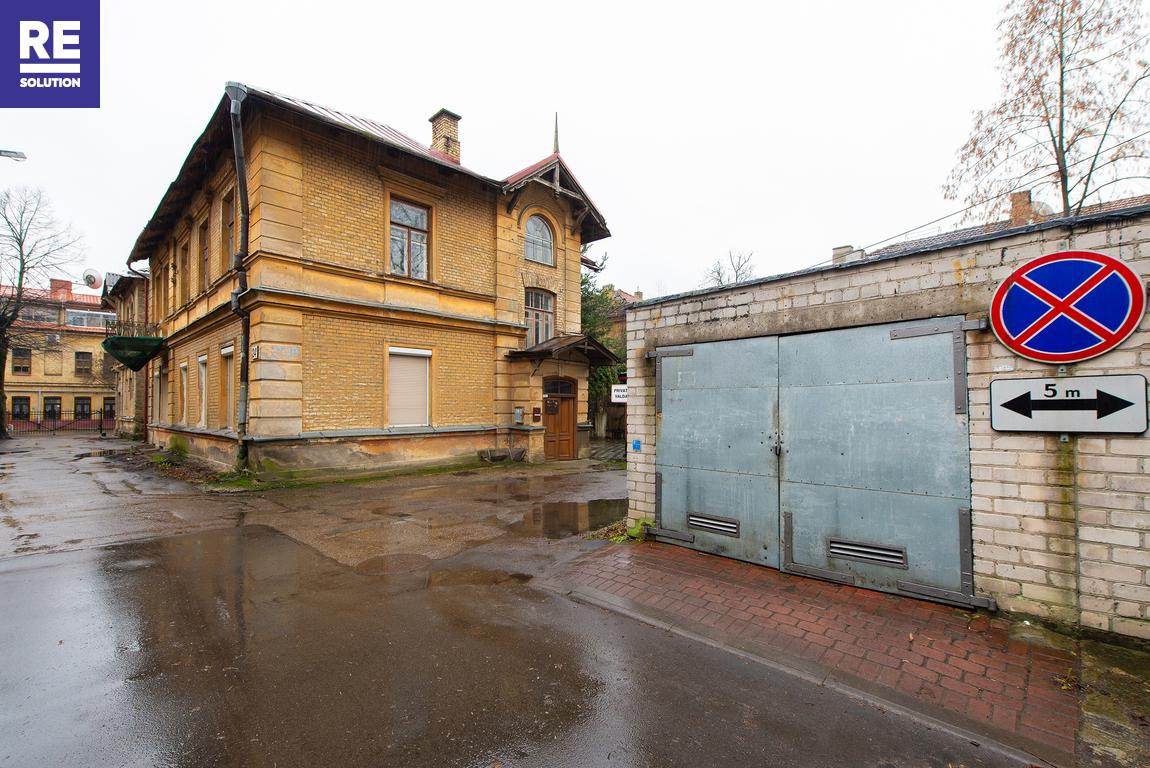 Parduodamas 4 kambarių butas tribučiame name Šeimyniškių g. nuotrauka nr. 17