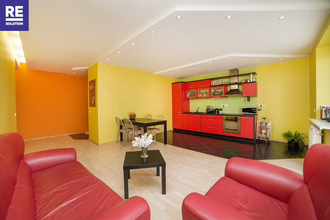 Nuomojamas butas Ukmergės g., Pašilaičiuose, Vilniuje, 62.65 kv.m ploto, 2 kambariai nuotrauka nr. 10