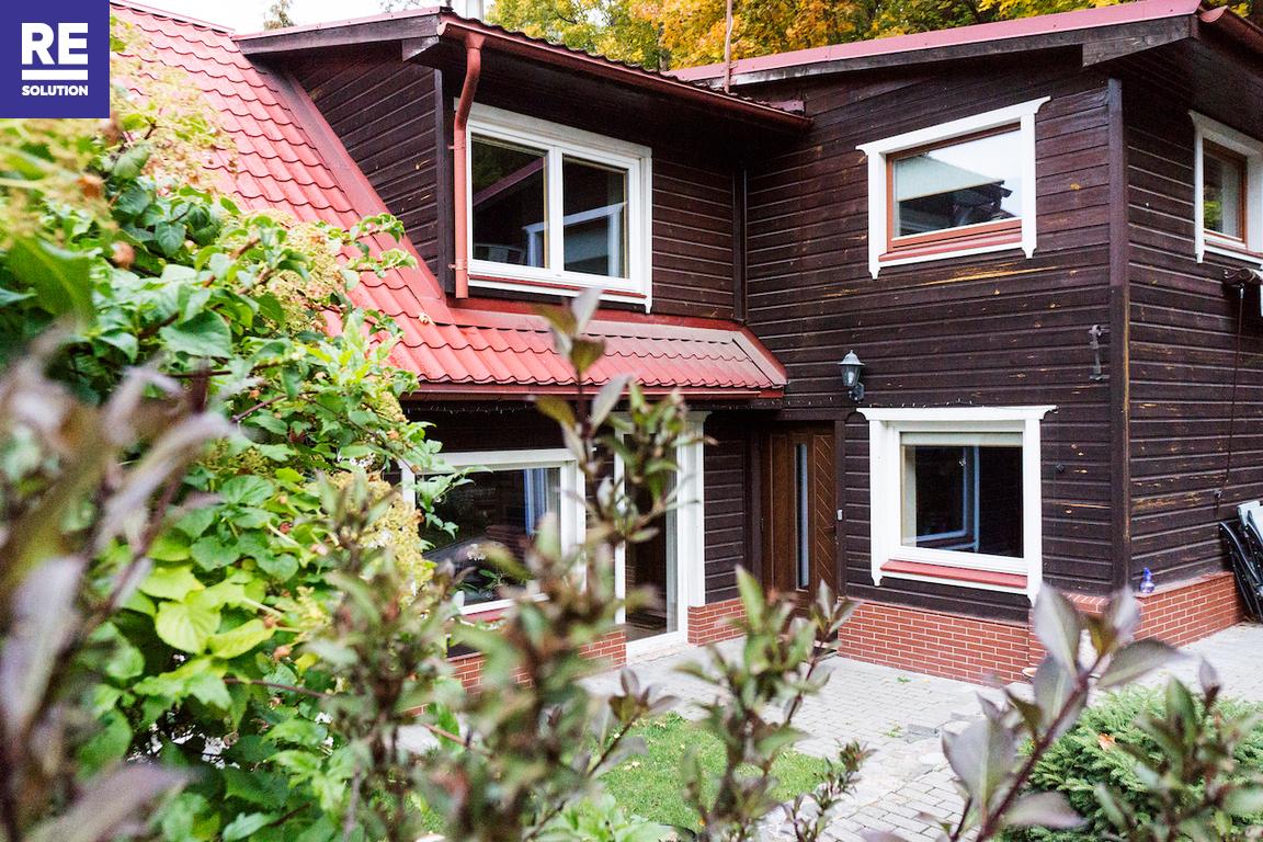 Parduodamas butas Rudens g., Antakalnyje, Vilniuje, 148 kv.m ploto, 5 kambariai nuotrauka nr. 2