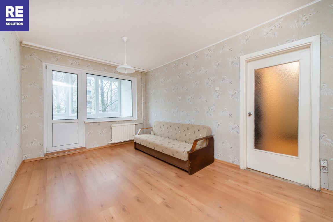 Parduodamas butas Virginijaus Druskio g., Karoliniškėse, Vilniuje, 32.4 kv.m ploto. nuotrauka nr. 3