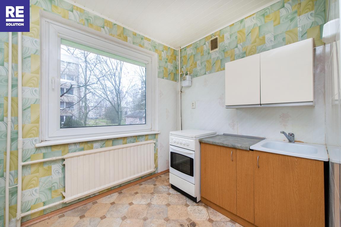 Parduodamas butas Virginijaus Druskio g., Karoliniškėse, Vilniuje, 32.4 kv.m ploto. nuotrauka nr. 4