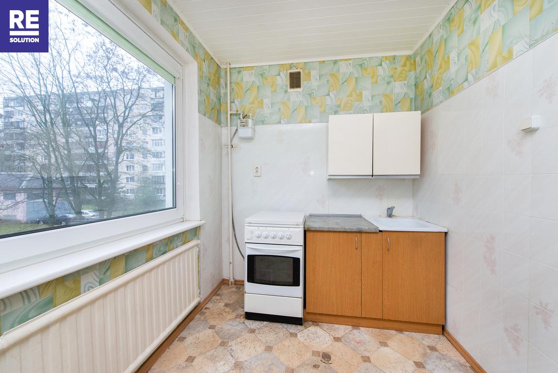 Parduodamas butas Virginijaus Druskio g., Karoliniškėse, Vilniuje, 32.4 kv.m ploto. nuotrauka nr. 6