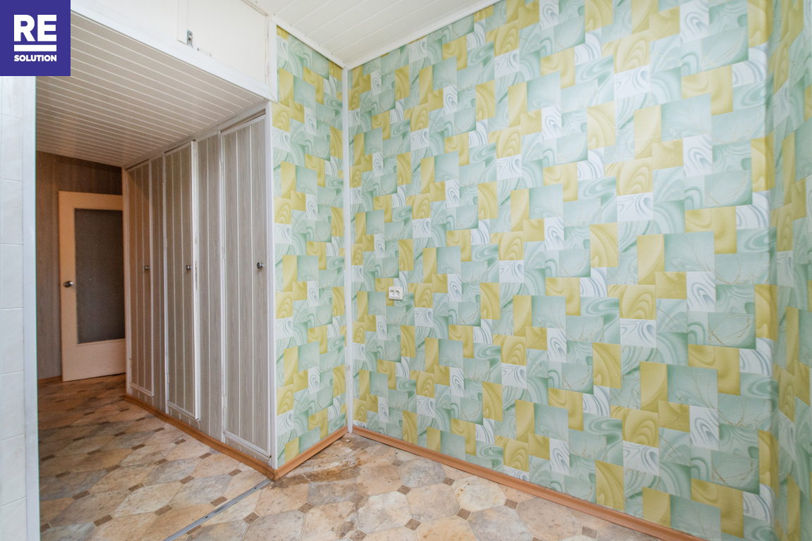 Parduodamas butas Virginijaus Druskio g., Karoliniškėse, Vilniuje, 32.4 kv.m ploto. nuotrauka nr. 8