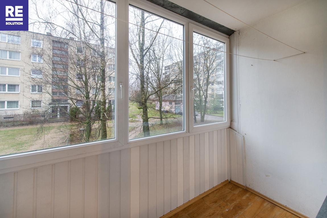 Parduodamas butas Virginijaus Druskio g., Karoliniškėse, Vilniuje, 32.4 kv.m ploto. nuotrauka nr. 13