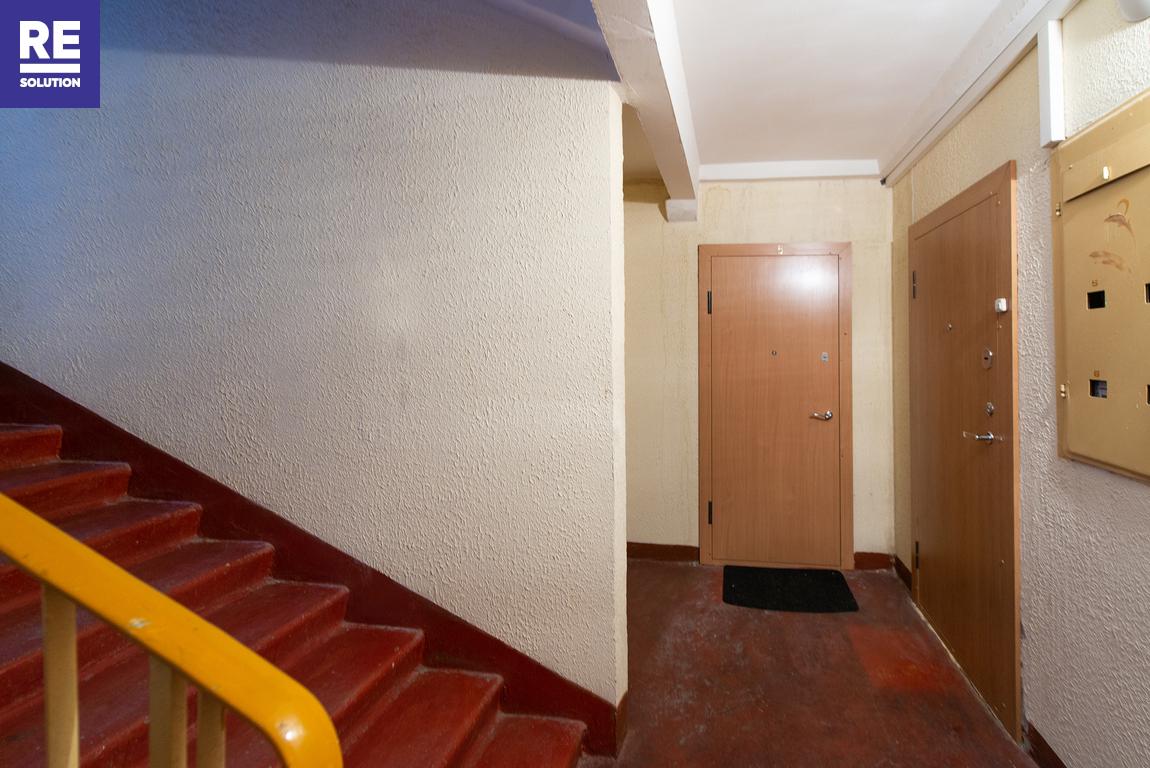 Parduodamas butas Virginijaus Druskio g., Karoliniškėse, Vilniuje, 32.4 kv.m ploto. nuotrauka nr. 15