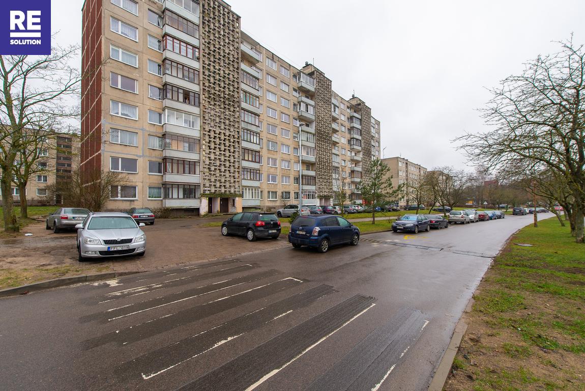 Parduodamas butas Virginijaus Druskio g., Karoliniškėse, Vilniuje, 32.4 kv.m ploto. nuotrauka nr. 16