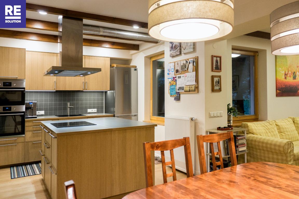 Parduodamas butas Rudens g., Antakalnyje, Vilniuje, 148 kv.m ploto, 5 kambariai nuotrauka nr. 4