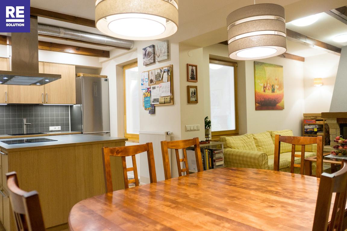 Parduodamas butas Rudens g., Antakalnyje, Vilniuje, 148 kv.m ploto, 5 kambariai nuotrauka nr. 5