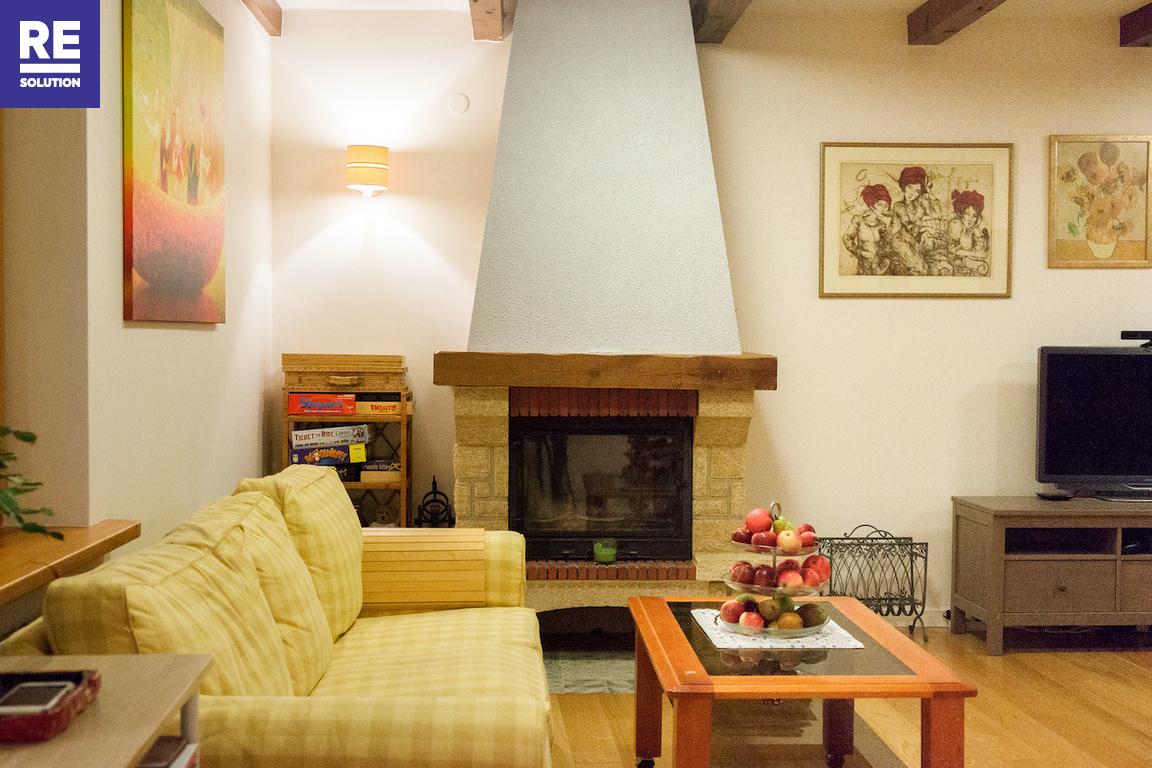 Parduodamas butas Rudens g., Antakalnyje, Vilniuje, 148 kv.m ploto, 5 kambariai nuotrauka nr. 6