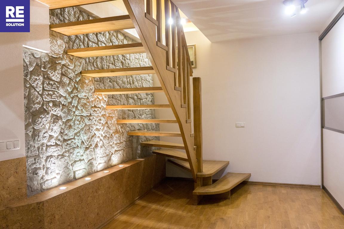 Parduodamas butas Rudens g., Antakalnyje, Vilniuje, 148 kv.m ploto, 5 kambariai nuotrauka nr. 12