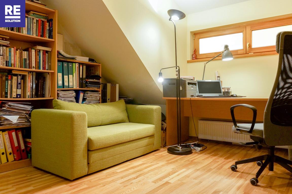 Parduodamas butas Rudens g., Antakalnyje, Vilniuje, 148 kv.m ploto, 5 kambariai nuotrauka nr. 17