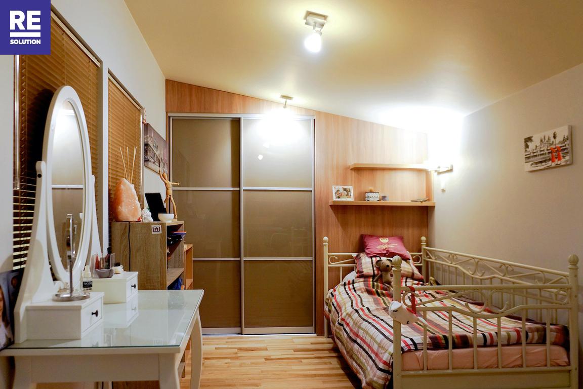 Parduodamas butas Rudens g., Antakalnyje, Vilniuje, 148 kv.m ploto, 5 kambariai nuotrauka nr. 19