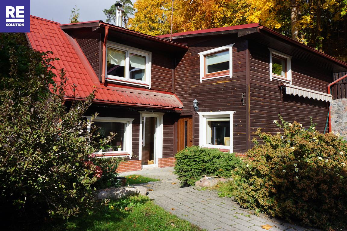 Parduodamas butas Rudens g., Antakalnyje, Vilniuje, 148 kv.m ploto, 5 kambariai nuotrauka nr. 22