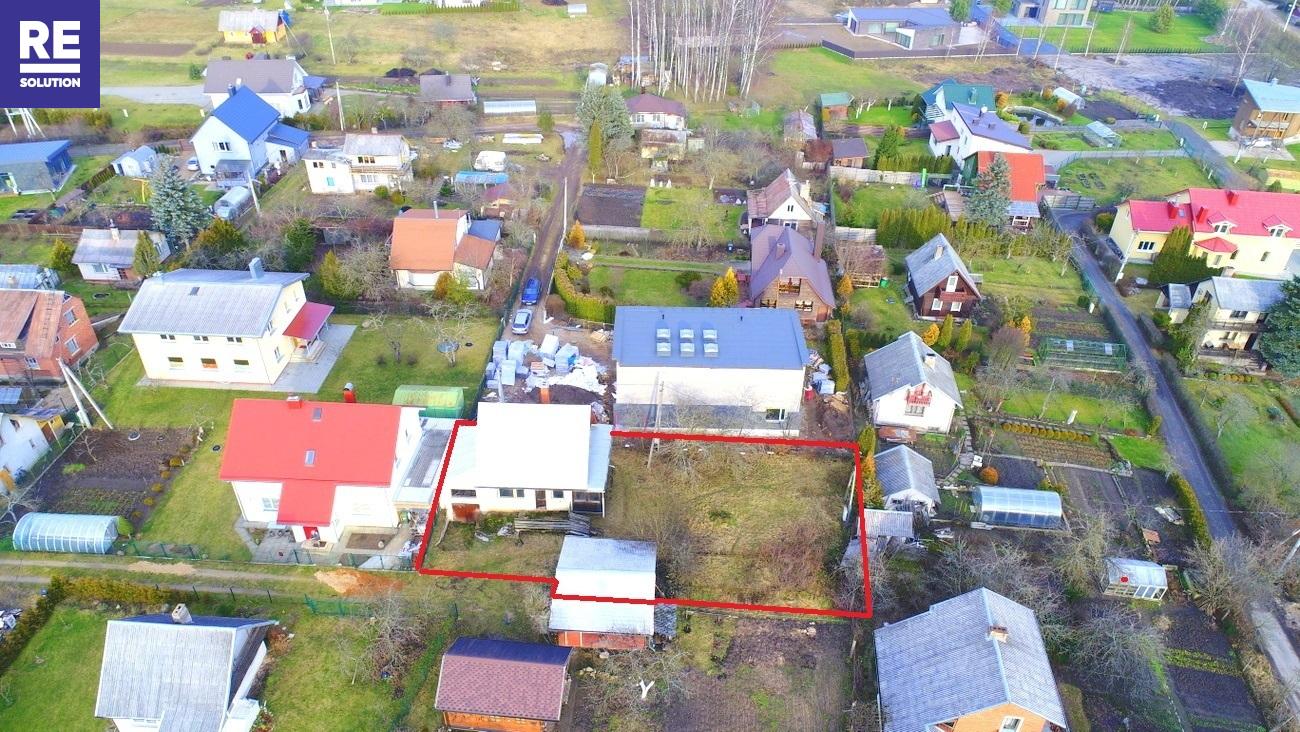 Parduodamas namas Gulbinėlių g., Santariškėse, Vilniuje, 100 kv.m ploto, 2 aukštai nuotrauka nr. 1