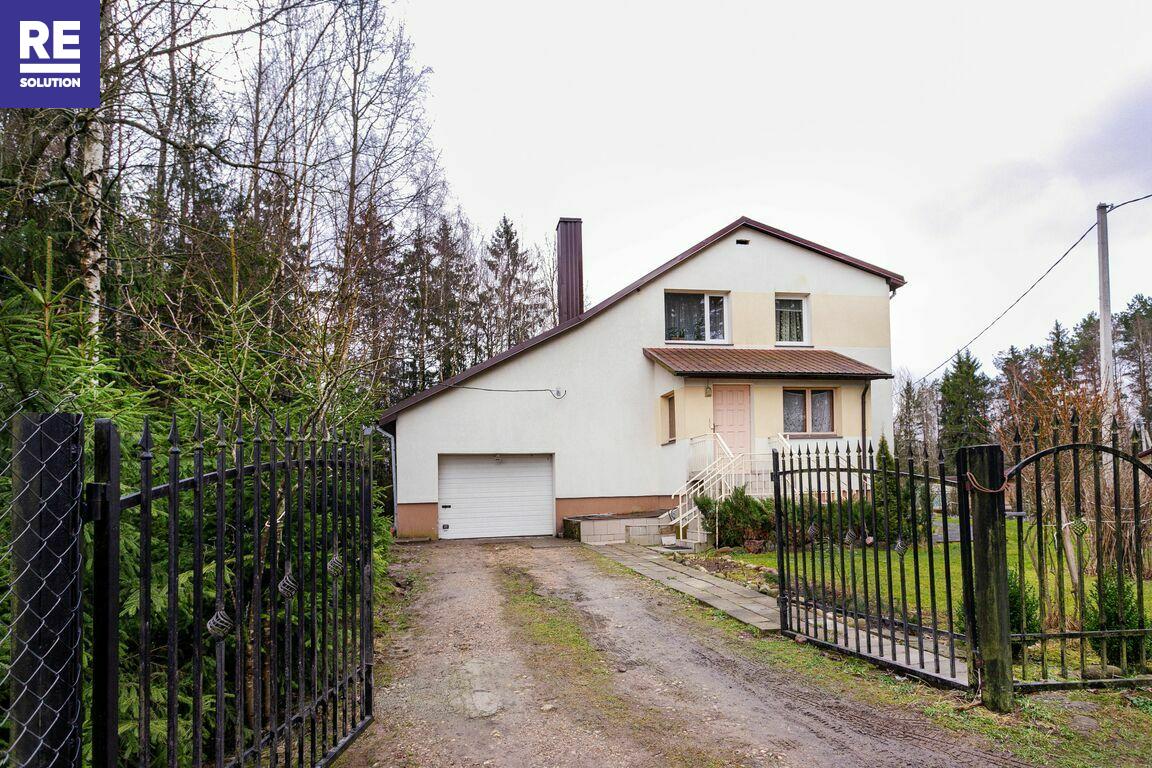Parduodamas namas Varniškių k., 224 m² ploto, 2 aukštai