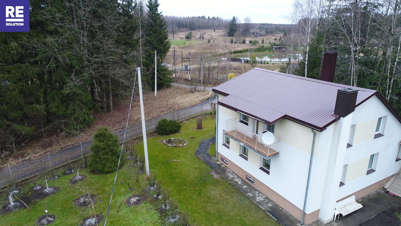 Parduodamas namas Varniškių k., 224 m² ploto, 2 aukštai nuotrauka nr. 19