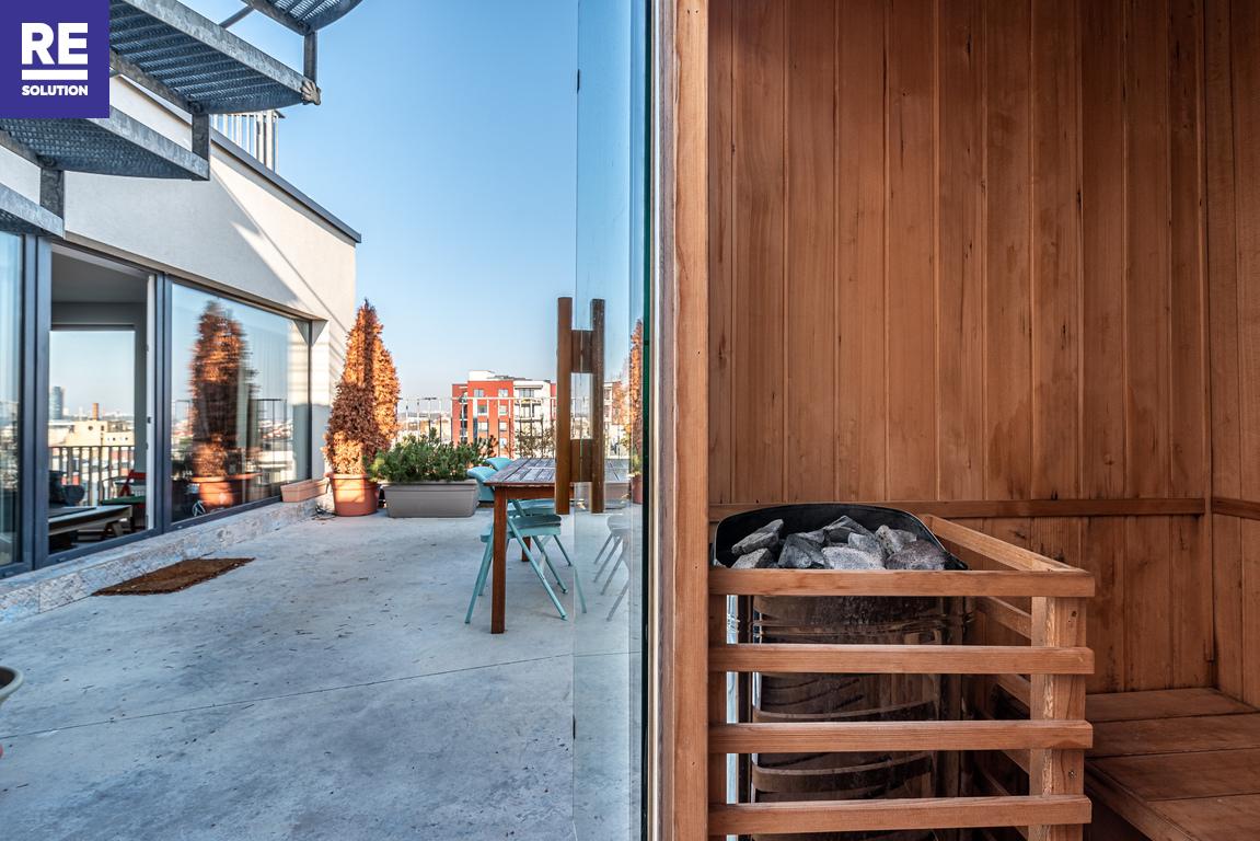 Parduodamas butas Mindaugo g., Senamiestis, Vilniaus m., Vilniaus m. sav., 65 m2 ploto, 2 kambariai nuotrauka nr. 21